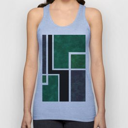 Granite and Marble Unisex Tank Top