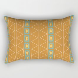 Sante Fe Geo Rectangular Pillow