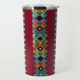 Kilim pattern 026 Travel Mug