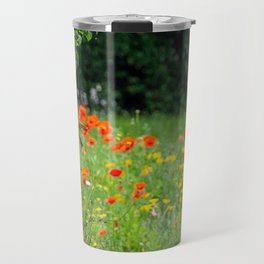 Wildflower. Travel Mug
