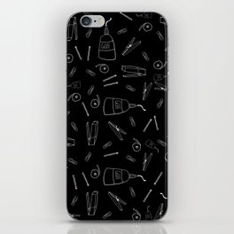 You Can't Pin Me Down iPhone Skin