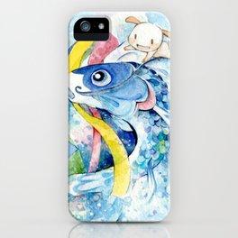 Nemu's Tango no Sekku 2015 iPhone Case