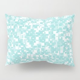 Limpet Shell Pixels Pillow Sham