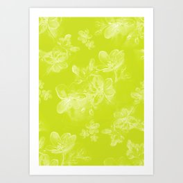 Springflower Art Print