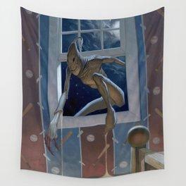 Mr. Sandman Wall Tapestry