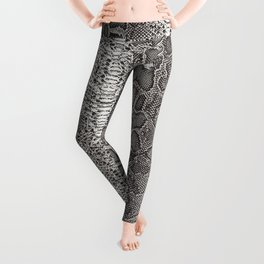 Snakes - Ouroboros Leggings