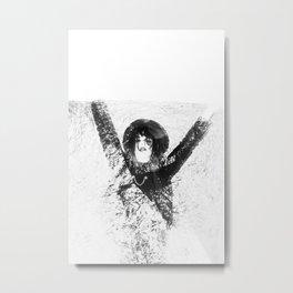 Patti Metal Print