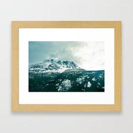 White Pass - Alaska Framed Art Print