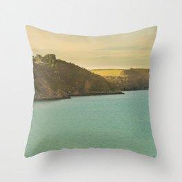 Set Sail Throw Pillow