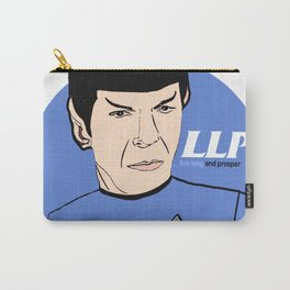 LLP - Live Long and Prosper Carry-All Pouch