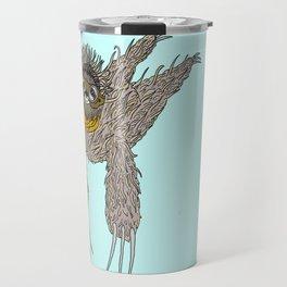 Impulsive Sloth Travel Mug