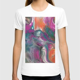 Fluid Color T-shirt