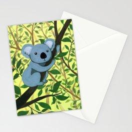 Cute Koala bear Stationery Cards