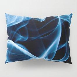 Blue Smoke Pillow Sham