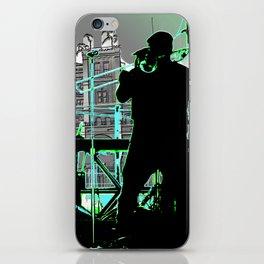 Big Sam (Trombone Man) iPhone Skin