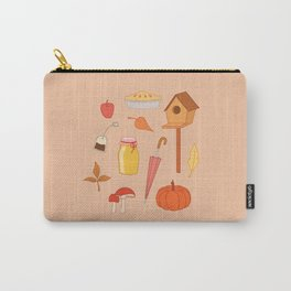 Autumn vibes Carry-All Pouch