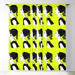 AUDREY LOVE NEON. Blackout Curtain