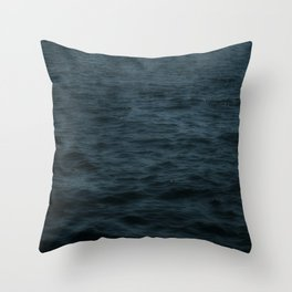 Stormy Thoughts Throw Pillow