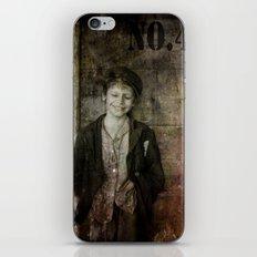 Shenanigans iPhone & iPod Skin