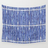 bamboo Wall Tapestries featuring Bamboo by 83 Oranges™