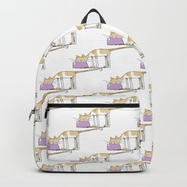 Cat food Backpack