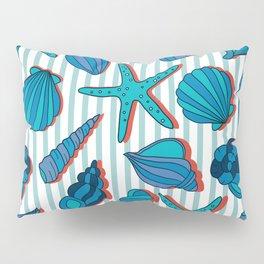 summer time blue Pillow Sham
