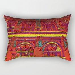 HOTEL DU ROUGE Rectangular Pillow