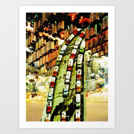 135 Art Print