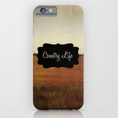 Country Life Slim Case iPhone 6