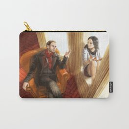 Elementary Carry-All Pouch