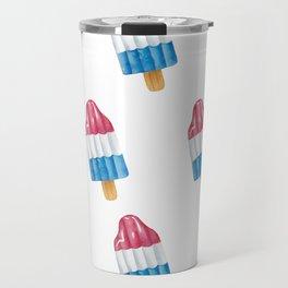 Ice Jet Pattern Travel Mug