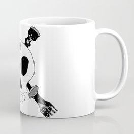Skull and Cross-drones Coffee Mug