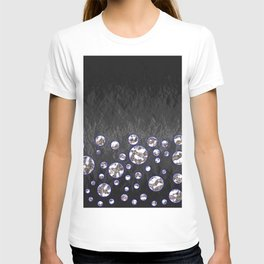 Asteroid Belt of Silver Moons T-shirt