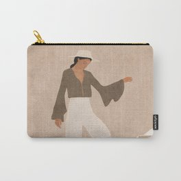 Stepping Up Carry-All Pouch
