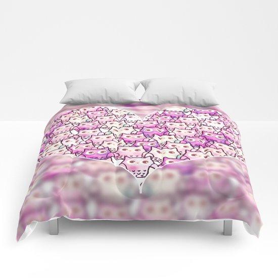 owl-459 Comforters