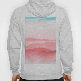 Mountains Layers Hoody