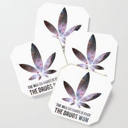 The Drugs Won (3) Coaster