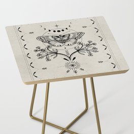 Magical Moth Side Table