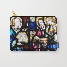 Stained Glass Photpgraph Carry-All Pouch