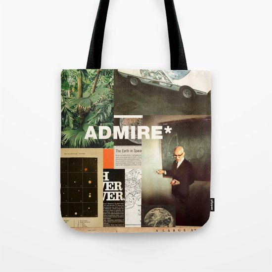 Admire Tote Bag