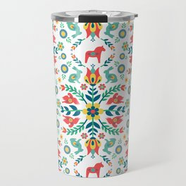 Swedish Folklore Travel Mug