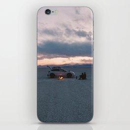 Miles iPhone Skin