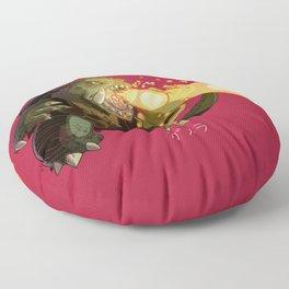 Gamera Floor Pillow