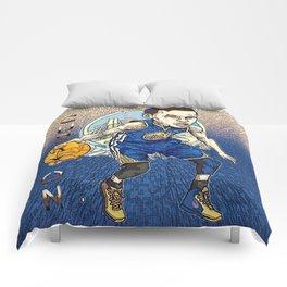 basketball star Comforters
