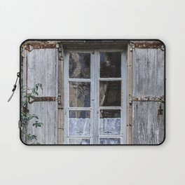 Old Window Laptop Sleeve