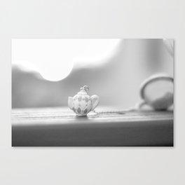 mini teapot Canvas Print