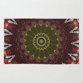 Better than Yours Colormix Mandala 6 Rug
