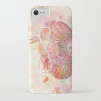 forever young iPhone & iPod Cases featuring Forever Young by Lisa Argyropoulos