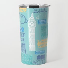 Queen and Country - Mint Travel Mug