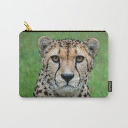 CHEETAH CHARM Carry-All Pouch